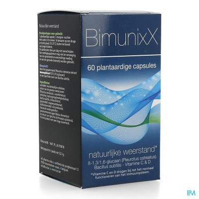BIMUNIXX CAPS 60