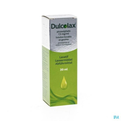 DULCOLAX PICOSULPHATE OR SUSP DRUPPELS 30 ML