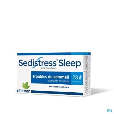 SEDISTRESS SLEEP FILMOMH TABL 28 X 500MG