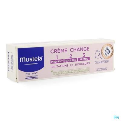 Mustela Bb Creme Luierwissel 1-2-3 100g