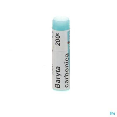 Baryta Carbonicum 200k Gl Boiron