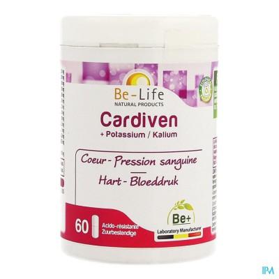 Cardiven Be Life Caps 60