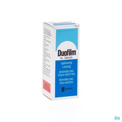 Duofilm 16,7% Sol 15ml