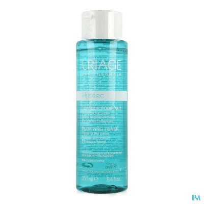 URIAGE HYSEAC ZUIVERENDE TONER 250ML