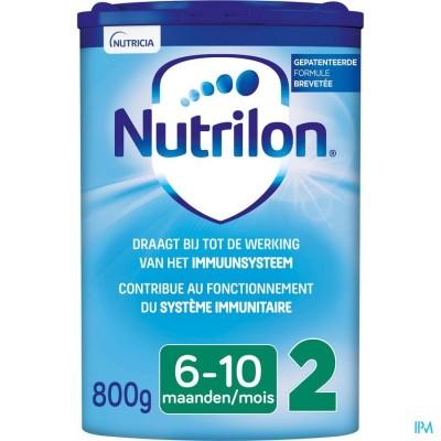 Nutrilon 2 Opvolgmelk baby vanaf 6 maanden melkpoeder 800g
