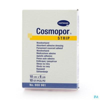 Cosmopor Strip 6x10cm 10 P/s
