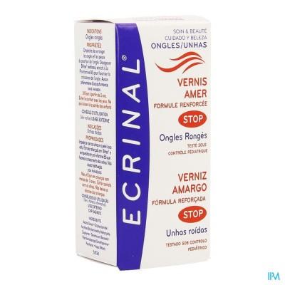 ECRINAL BITTERE NAGELLAK FL 10ML 20218