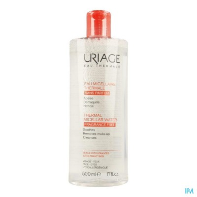 Uriage Eau Micellaire Thermale Lot. P Intol. 500ml