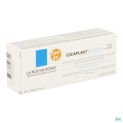 LRP CICAPLAST BALSEM B5 IP50+ 40ML