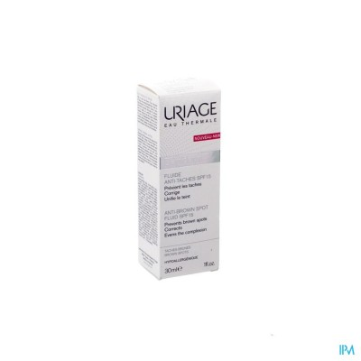 Uriage Depiderm Cx Fluide A/vlekken Ip15 30ml