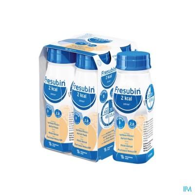 Fresubin 2 Kcal Drink 200ml Pêcheabricot/abrikoosperzik