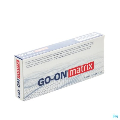 Go-on Matrix Opl Inj. Steriel Voorgev.spuit 1x2ml
