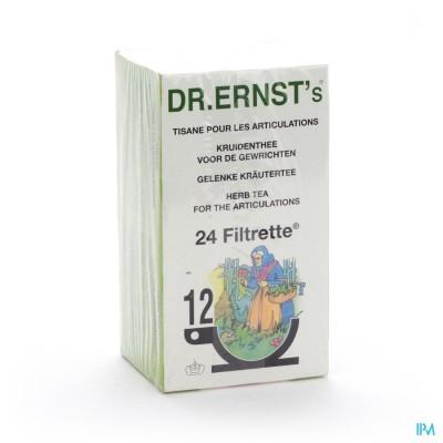Ernst Dr Filt N12 Thee Rheuma