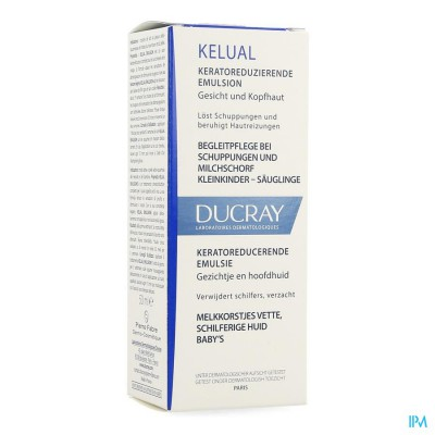 DUCRAY KELUAL EMULS 50ML