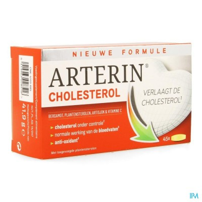ARTERIN CHOLESTEROL COMP 45