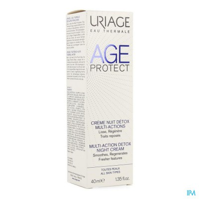 URIAGE AGE PROTECT NACHTCREME MULTI ACTIONS 40ML
