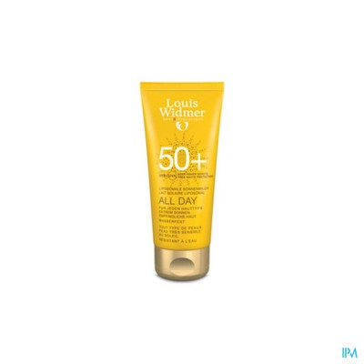 Widmer Sun All Day 50 N/parf Tube 100ml