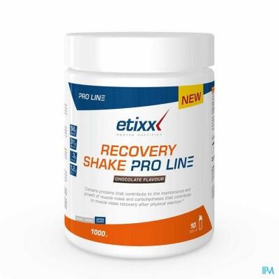 Etixx Recovery Shake PRO LINE Chocolate 1000g