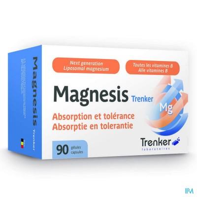 Magnesis Trenker Caps 90