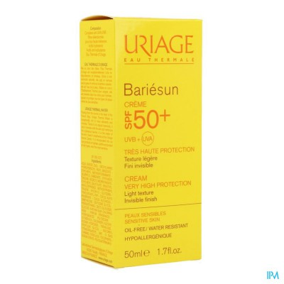 Uriage Bariesun Creme Ip50+ Gev H 50ml