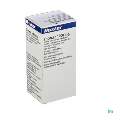 Endoxan Vial 1 X 1000mg