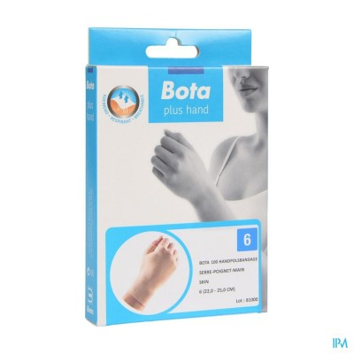 Bota Handpolsband+duim 100 Skin N6