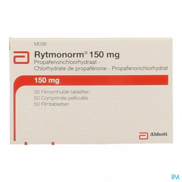 Rytmonorm Comp 50x150mg