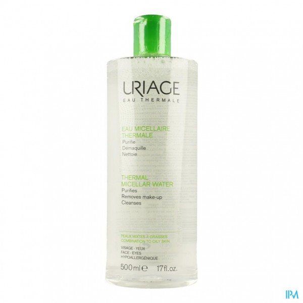 URIAGE EAU MICELLAIRE THERMALE LOTION PMIX-G 500ML
