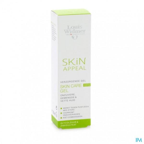 Widmer Skin Appeal Skin Care Gel Tube 30ml