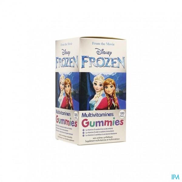 Disney Multivitaminen Frozen Gummies 120