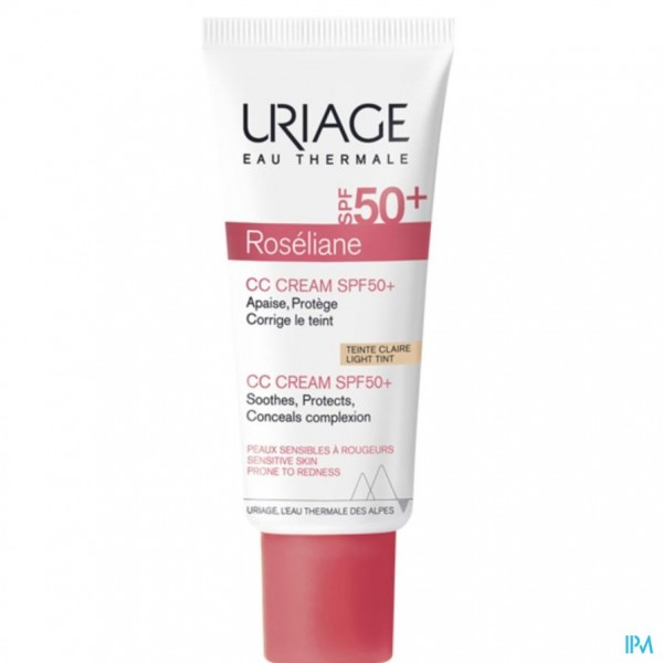 Uriage Roseliane Cc Cream Ip50+ 40ml
