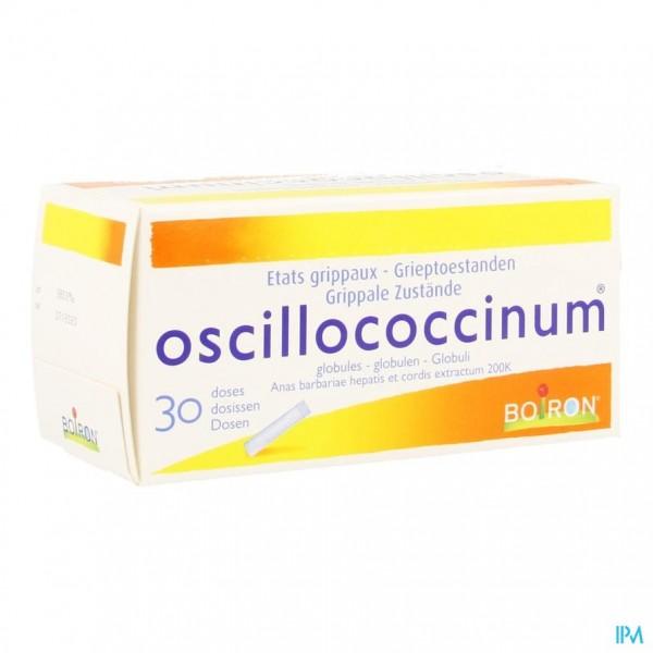 Oscillococcinum Doses 30 X 1g Boiron