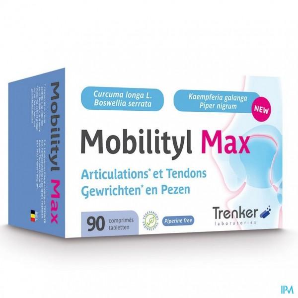 MOBILITYL MAX CAPS 90