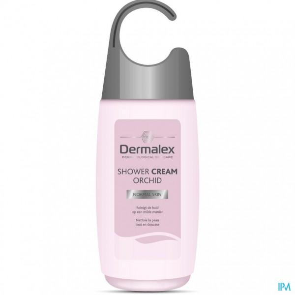 DERMALEX SHOWER CREAM ORCHID 250ML