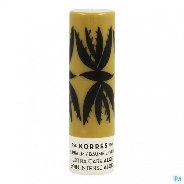 Korres Km Lipbalm Aloe Extra Care 5ml
