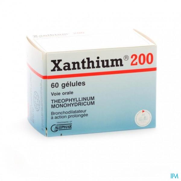 Xanthium 200 Caps 60 X 200mg