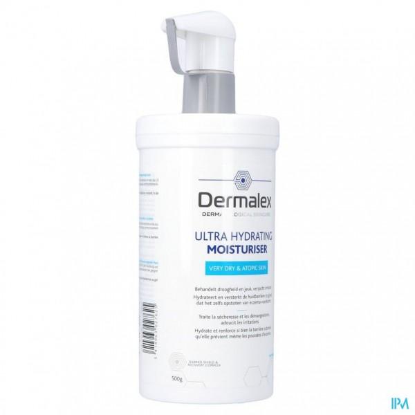 DERMALEX ULTRA HYDRA MOISTURE CREME 500G