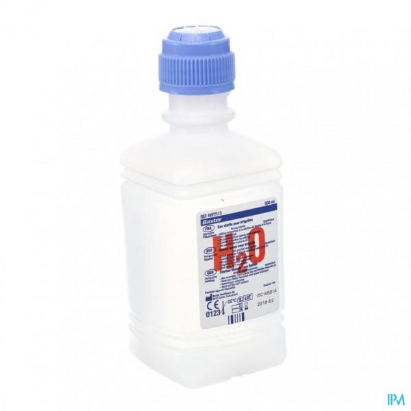 Bx Viapack Water Vr Irrig. 500ml