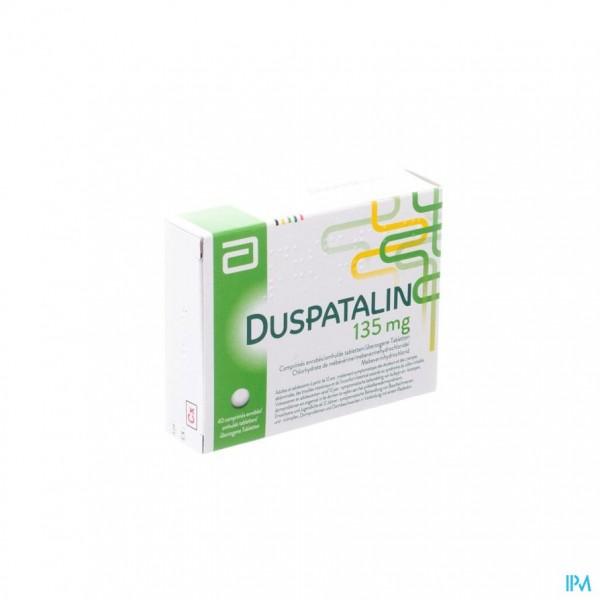 Duspatalin Drag 40 X 135mg