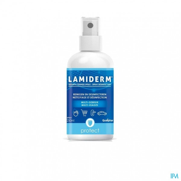 LAMIDERM PROTECT DESINFECTERENDE SPRAY 250ML