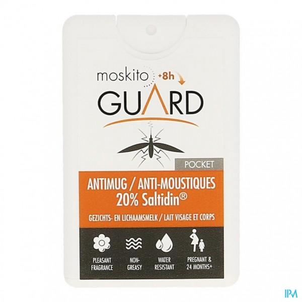 MOSKITO GUARD POCKET 18ML