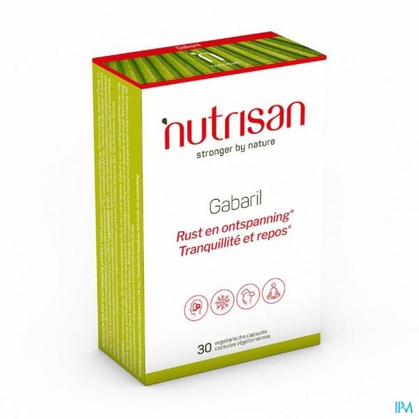 Gabaril V-caps 30 Nutrisan