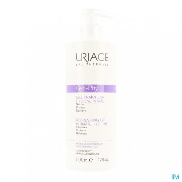Uriage Gyn-phy Gel Fraicheur Hygiene Intime 500ml