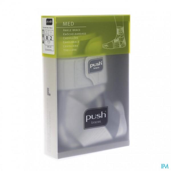 PUSH MED ENKELBRACE RECHTS 29-32CM T2