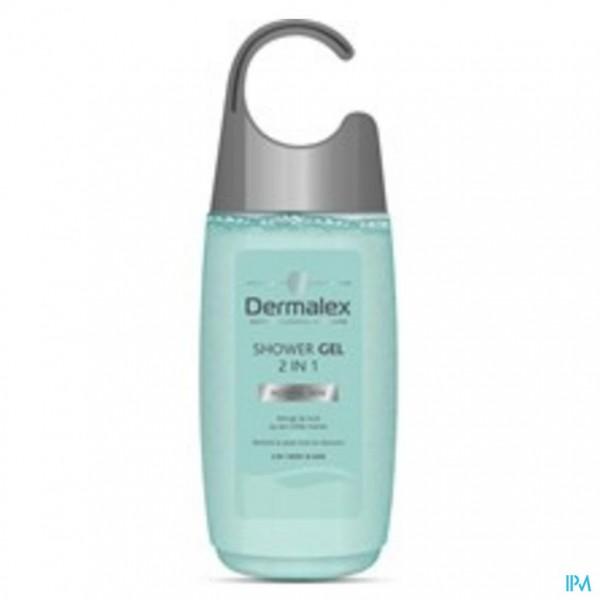 Dermalex Shower Gel 2in1 250ml