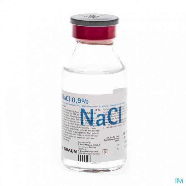 Br- Gl/vr Nacl 0,9% 1 X 100ml