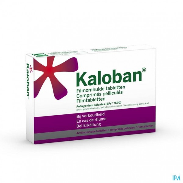 Kaloban® 42 tabletten