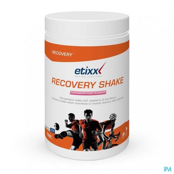 ETIXX RECOVERY SHAKE RASPBERRY KIWI PDR 1500G