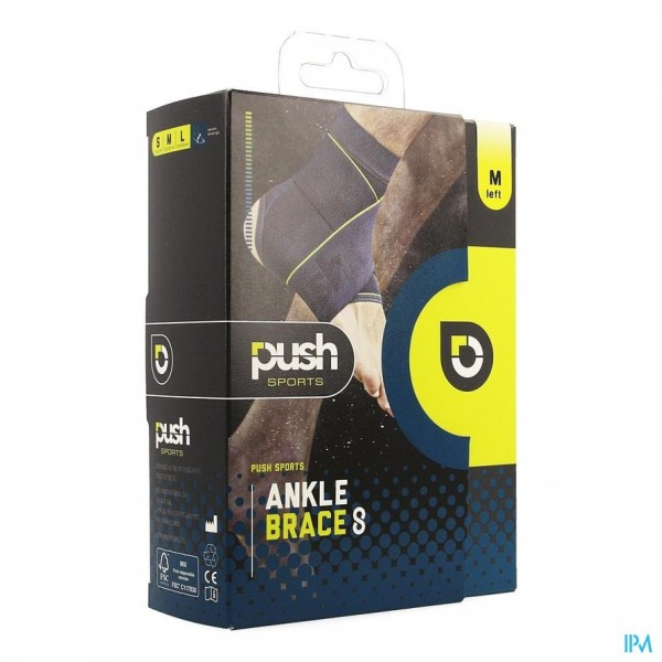 Push Sports Enkelbrace 8 M Links
