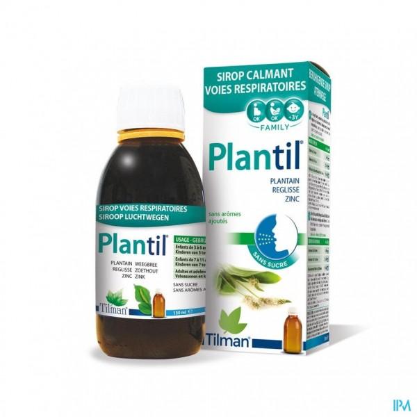 Plantil Keel 150ml